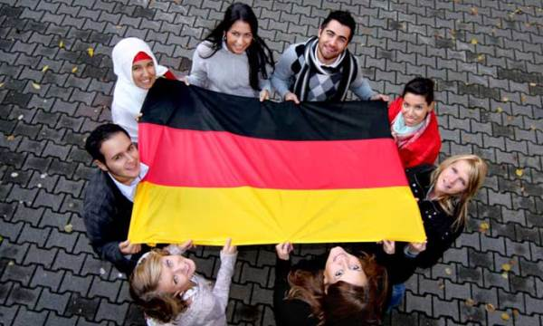 Иммиграция в Германию