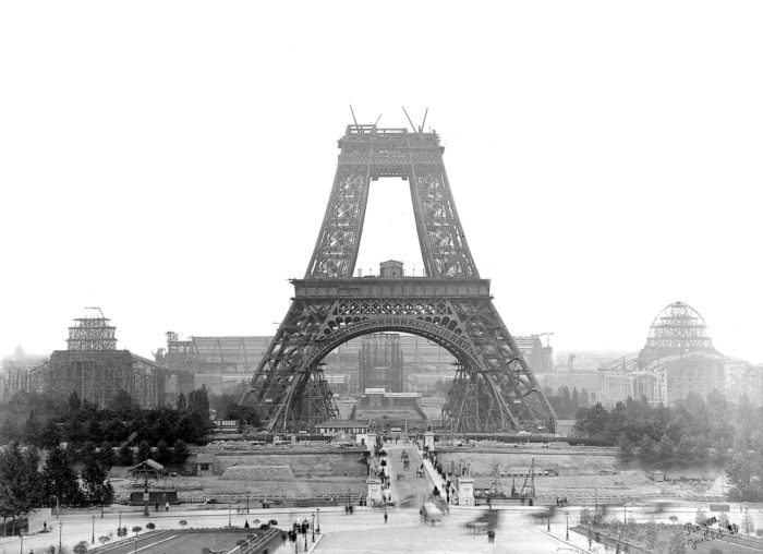 История башни