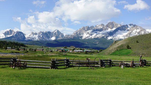 Центральный Айдахо фото