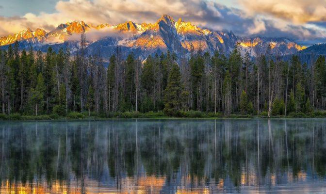 Природа Айдахо