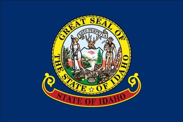 Государственный флаг Айдахо