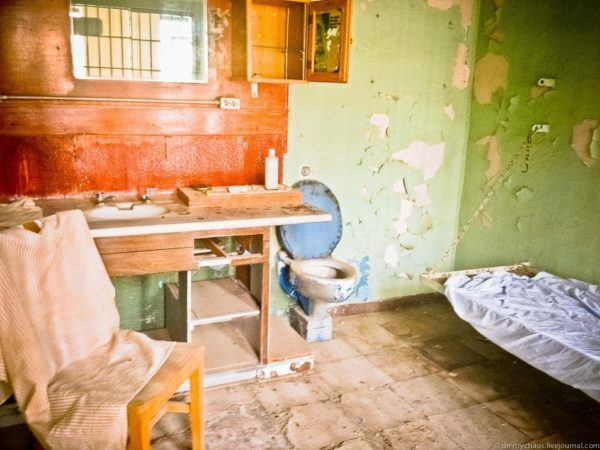 Старая тюрьма Айдахо