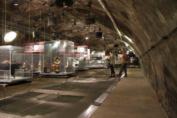 Musée des égouts.