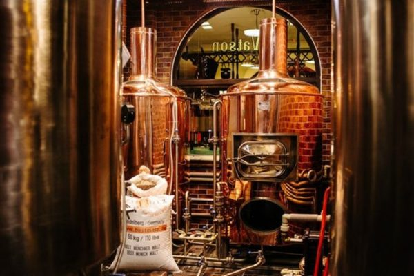 Парижские пивоварни