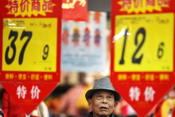 Цены в Китае