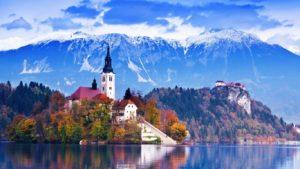 Фото Словении