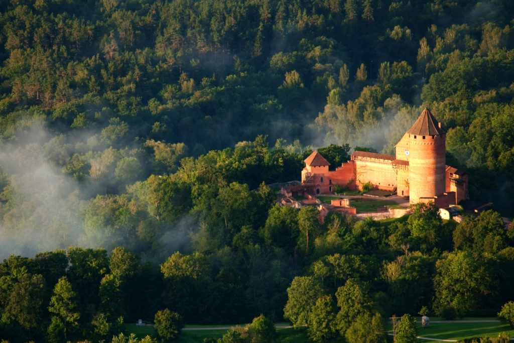 Турайдский средневековый замок