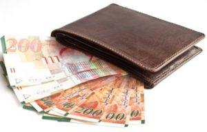 Деньги Израиля