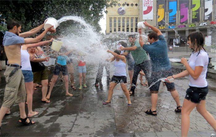 ВВодный праздник Армении