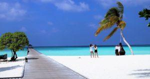 Без виз на Мальдивы