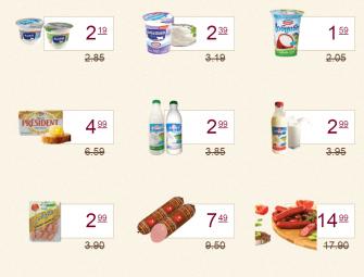 Цены в Грузии на продукты