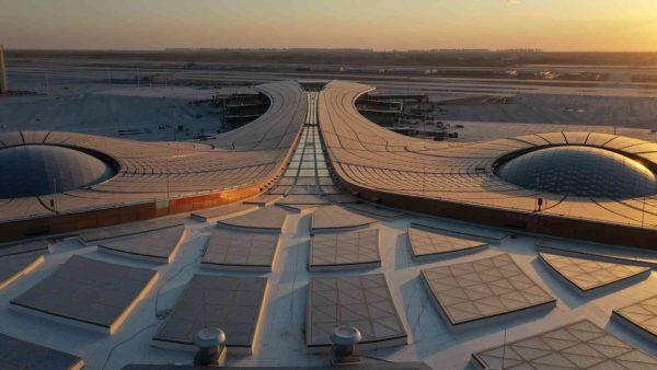 Аэропорта Пекин Дасин