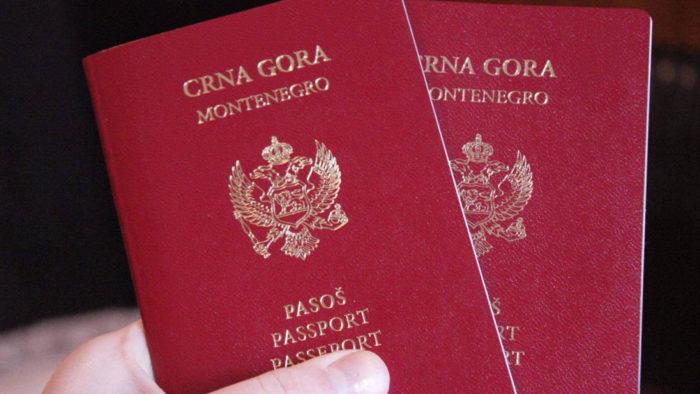 вид на жительства в черногории