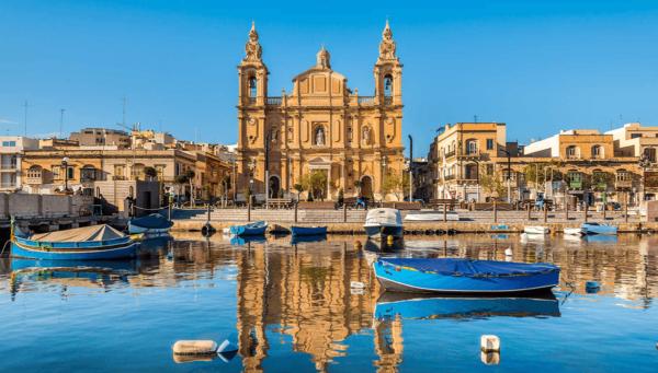 Мальта летом