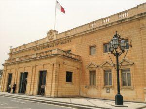 Банк на Мальте