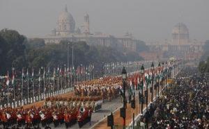 День независимости в Индии