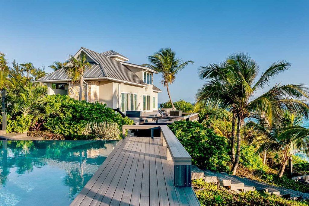 Дом на Карибах
