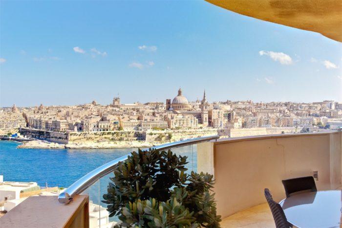 Дом на Мальте