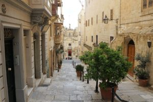 Дома на Мальте
