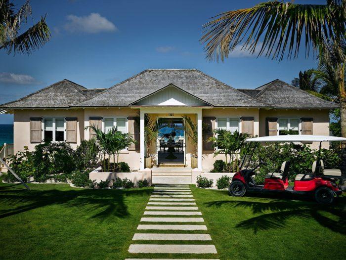 Вилла на Багамах