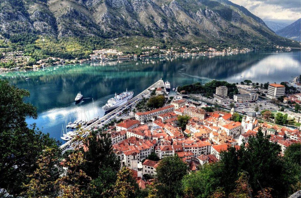 Фото Черногории