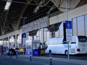 Аэропорт Сабина Гекчен