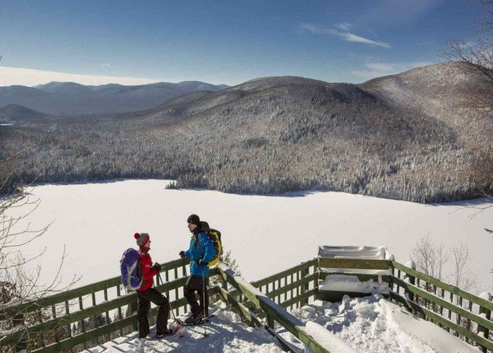 Национальный парк Du Mont Tremblant
