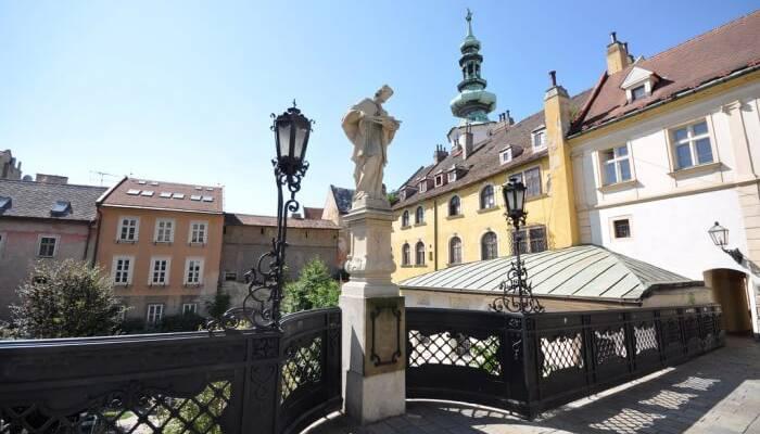 Старый город Братислава