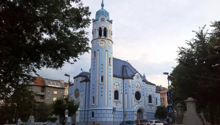 Церковь Св. Елизаветы