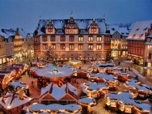 Германия зимой