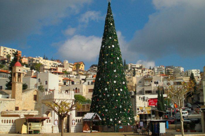 Рождество в Тель-Авив Яффо