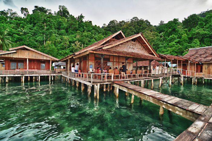 Остров Серам