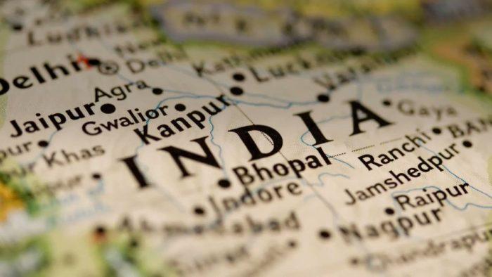Посещения Индии