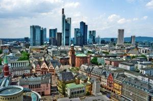 Фото города Франкфурт