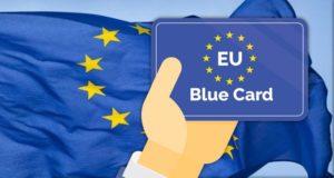 Голубая карта в ЕС