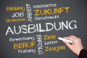 Аusbildung в Германии